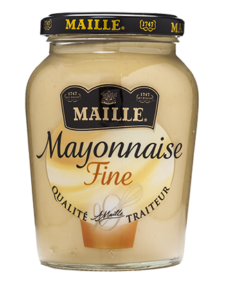 14-Real Mayonnaise MAILLE