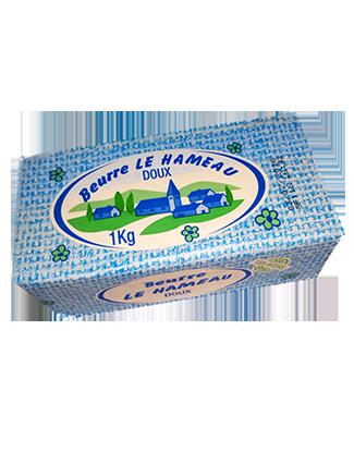 9-BRIOIS Beurre Le hameau 1kg