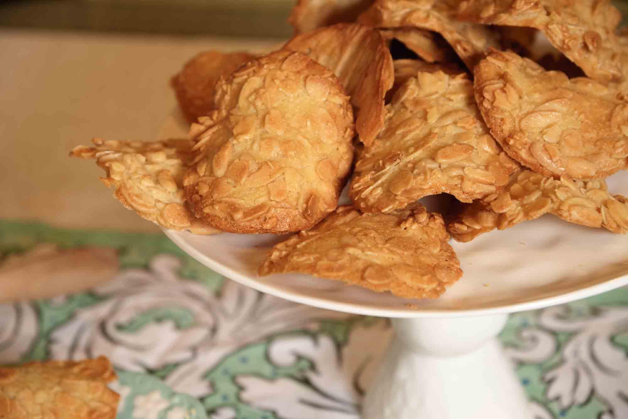 עוגיות שקדים מ-5 מצרכים של קרין גורן