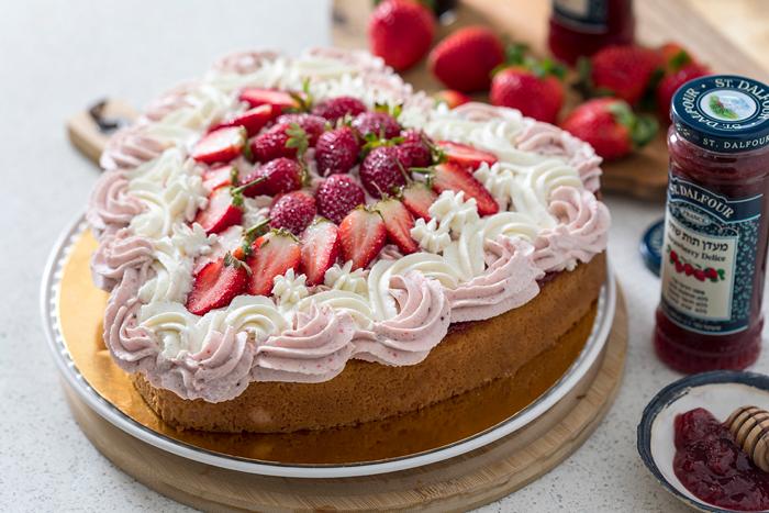 עוגת סברינה בטעם של פעם